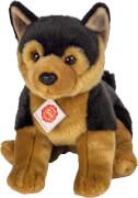 Teddy Hermann Schäferhund Welpe, sitzend, 30 cm