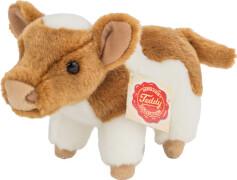 Teddy Hermann Kuh stehend 17 cm