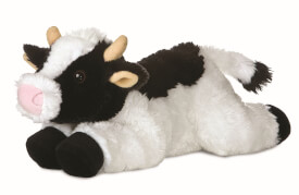 Flopsies - May Bell Cow 12In