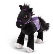 Pferd Black Cassis, 35cm steh
