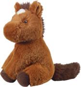 ECO-Line Pferd sitzend 20cm