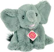 Teddy Hermann Elefant sitzend, 22 cm