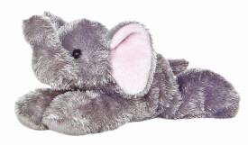 Mini Flopsies - Ellie Elephant 8In