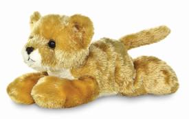 Mini Flopsies - Leah Lioness 8In