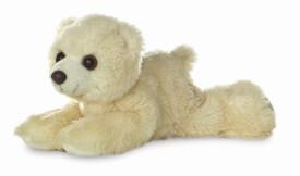 Mini Flopsies - Arctic Polar Bear 8In