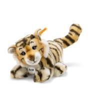 Steiff Radjah Baby Schlenker Tiger, liegend, 28 cm