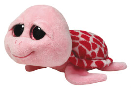 Ty Shellby-Schildkröte pink, ca. 15 cm
