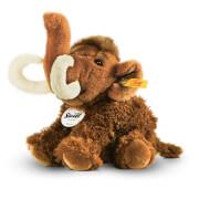 Steiff Manni Mammut, braun, stehend, 18 cm