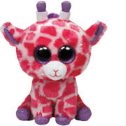 Ty Twigs-Giraffe pink / violett, ca. 15 cm