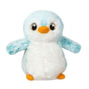 Pompom Penguin Blue 6In