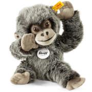 Steiff Gora Gorilla Baby, grau gespitzt, 25 cm