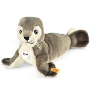 Steiff Robby Seehund, grau/weiß, 30 cm