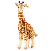 Steiff Bendy Giraffe, beige/braun, stehend, 45 cm