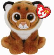 TY Beanie Boo's - Tiger Tiggs, Plüsch, ca. 20x14x9 cm