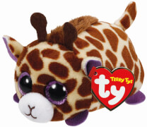 TY Teeny Tys - Giraffe Mabs, Plüsch, ca. 4x4x8 cm