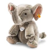 Steiff Hubert Elefant, grau, sitzend, 30 cm