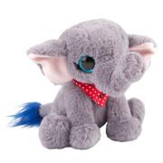 Depesche 5349 SNUKIS Plüsch 18 cm, Fanny der  Elefant