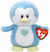 TY TWINKLES BLUE PENGUIN BABY TY