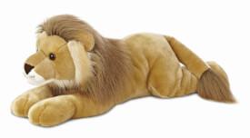 Super Flopsie - Leo Lion 27In