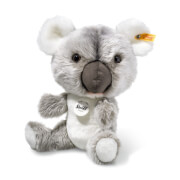 Steiff Jan Koala, grau/weiß, sitzend, 22 cm