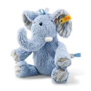 Steiff Earz Elefant, blau, 30 cm