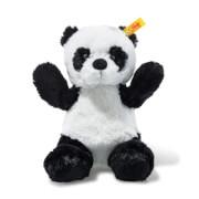 Steiff Ming Panda, weiß/schwarz, 18 cm