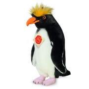Teddy Hermann Goldschopfpinguin, 32 cm