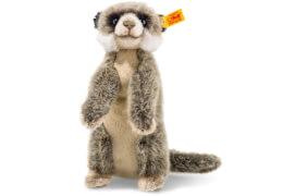 Steiff Baby Erdmännchen, braun/beige, 22 cm