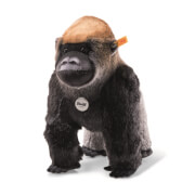 Boogie Gorilla 35 grau stehen