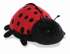 Mini Flopsies - Ladybird 8In