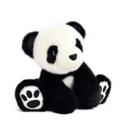 Doudou - So Chic Panda,schwarz 25cm