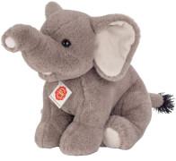 Teddy Hermann Elefant sitzend, 35 cm