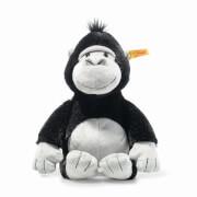 Steiff Bongy Gorilla 30 cm schwarz/hell