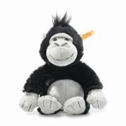 Steiff Bongy Gorilla 20 cm schwarz/hell