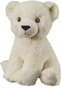ECO-Line Eisbär sitzend 20cm