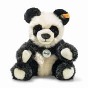 Steiff Manschli Panda 24 schwarz/wei