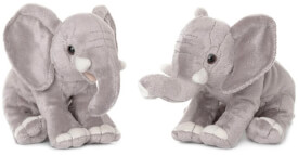 Bullyland  WWF Elefant 2-fach sortiert 18cm