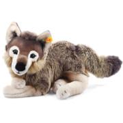 Steiff Snorry Schlenker Wolf, grau, 40 cm