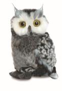 Flopsies - Great Horned Owl 9In