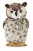 Mini Flopsies - Osmond Owl 8In