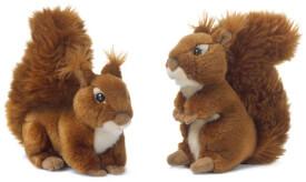 Bullyland  WWF Eichhörnchen 2-fach sort. 15c