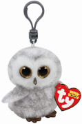 TY Beanie Boo's - Eule Owlette, Plüsch, ca. 9x2x14 cm