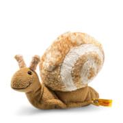 Steiff Snailly Schnecke, beige/braun, 20 cm