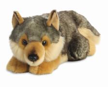 MiYoni Wolf Lying 11In