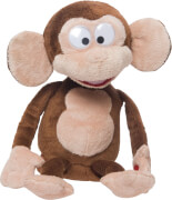 Verrückter Affe
