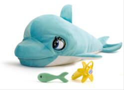 Blublu Delfin mit Funktion, ca. 60 cm, ab 3 Jahren