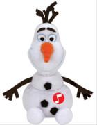 Ty Disney Frozen - Die Eiskönigin Plüsch-Olaf mit Sound, ca. 30 cm