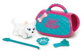 Pet Parade 1 Hund mit Tragebox