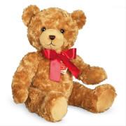 Teddy Hermann Teddy  mit Brummstimme, gold, 40 cm