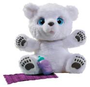 Hasbro B9073EU4 FurReal Friends Mein verspieltes Eisbär Baby
